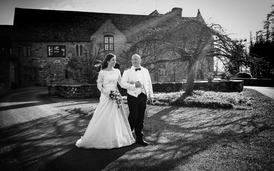 Brinsop Court wedding