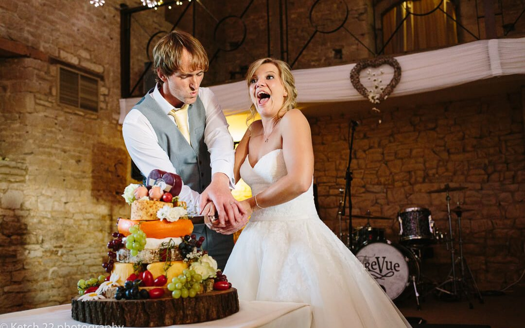 Weddings at The Great Tythe Barn