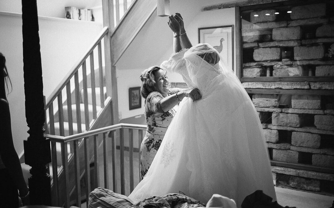 Top 5 Wedding Dress Shops in Gloucestershire