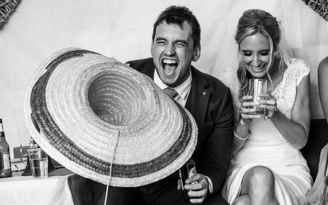 WEDDING SPEECH REACTIONS / Photo of the week