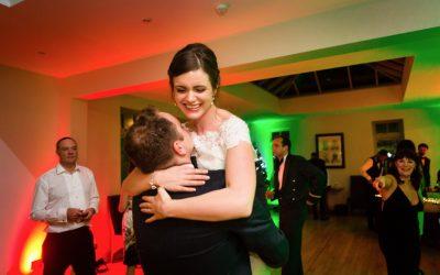 Winter Welsh Wedding