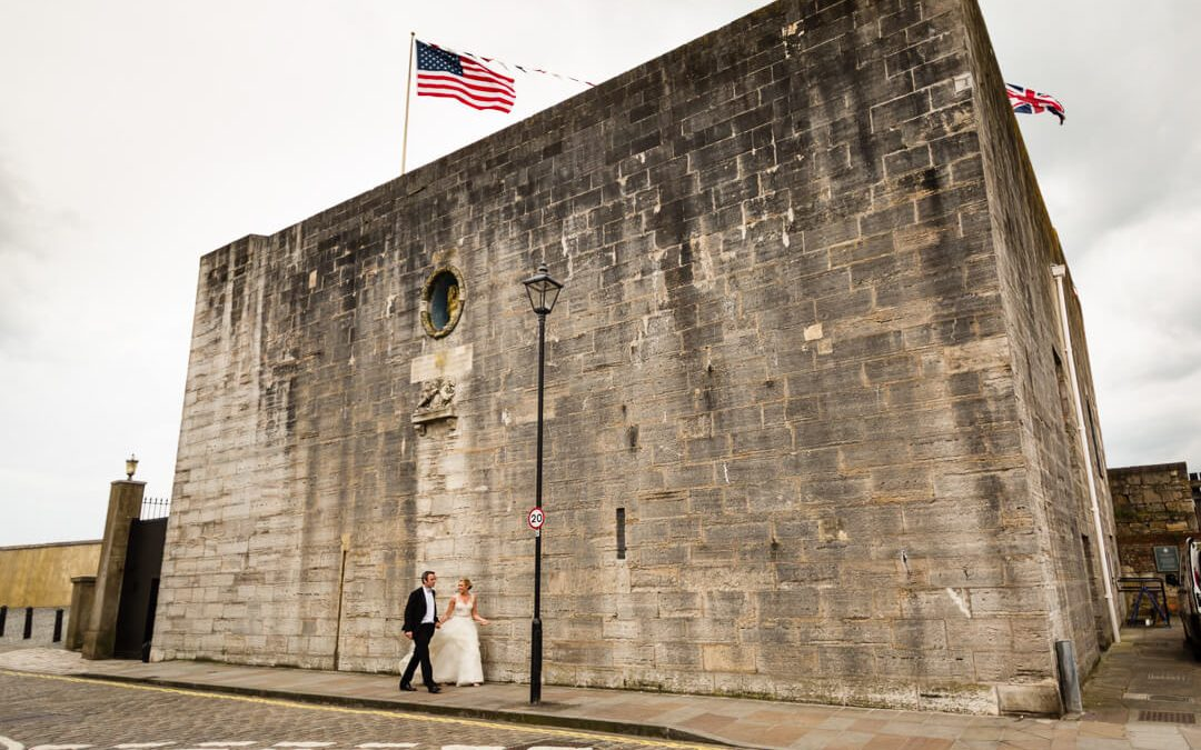 The Square Tower Wedding Portsmouth