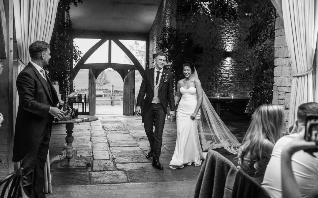 Cotswold Wedding at Cripps Barn Gloucestershire
